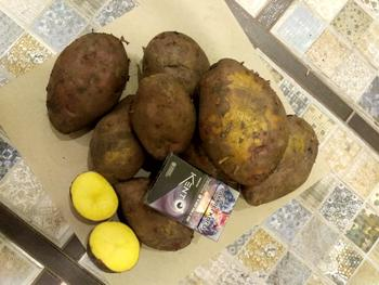Картофель (Омск)