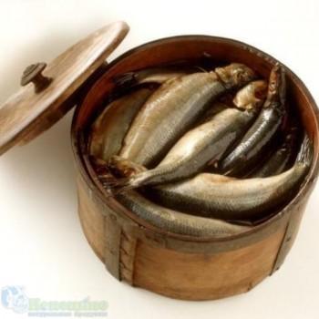 Сельдь бочковая жирная с\с 0.350 гр