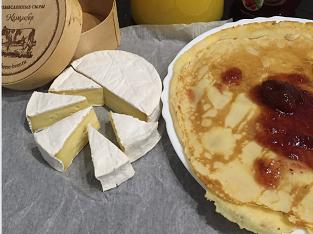"""Сыр """"Камамбер"""""""