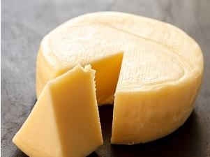 Сыр твердый из коровьего молока