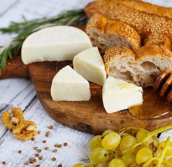 """Сыр """"Качотта"""" из козьего молока"""
