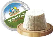Молодой сыр Рикотта из козьего молока