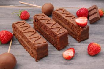 """Пирожное """"Шоколадное"""""""