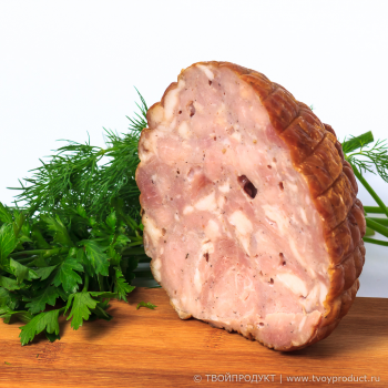 Орех (пресованное мясо)