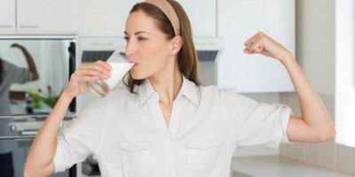 ТВОЙПРОДУКТ: По мнению ученых из Америки молоко приносит пользу мозгу