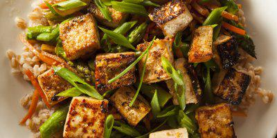 ТВОЙПРОДУКТ: Холестерин? - Ешьте тофу!