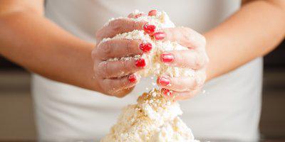 ТВОЙПРОДУКТ: Песочное тесто: для печенья и не только