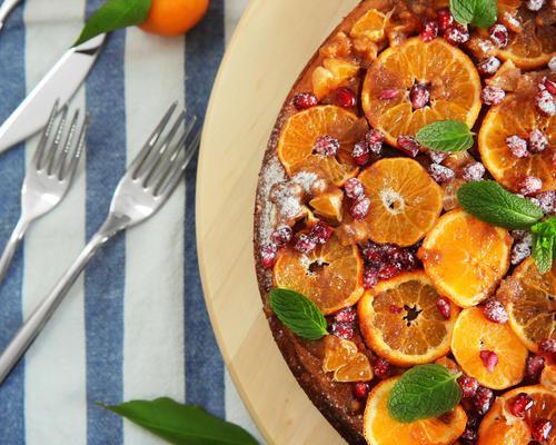 ТВОЙПРОДУКТ: Актуальный рецепт: кое-что из апельсинов