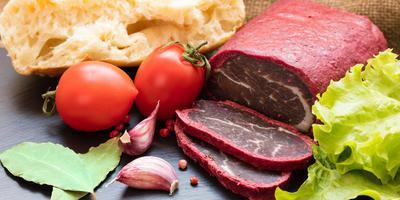 ТВОЙПРОДУКТ: Бастурма: острый деликатес из Армении