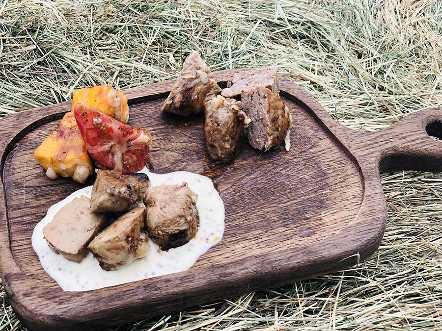 ТВОЙПРОДУКТ: Что такое жировая сетка и как она помогает готовить на гриле