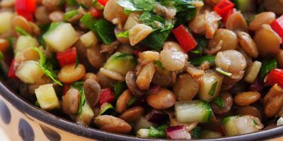 ТВОЙПРОДУКТ: Неожиданно: чечевичный салат