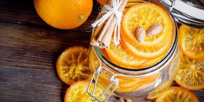 ТВОЙПРОДУКТ: Новогодние сладости: карамельный апельсин