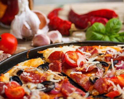 ТВОЙПРОДУКТ: Пицца без духовки