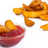 Домашний картофель, как в McD