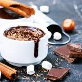 Горячий и шоколадный