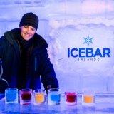 Ледяной бар или как разнообразить климат в Орландо