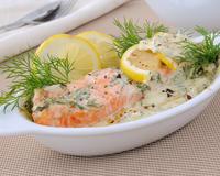 Белковое меню: рыба под польским соусом