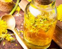 Целебное и весеннее масло