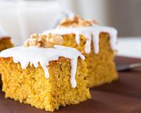Модный морковный торт: минимизируем калории и готовимся к Новому году