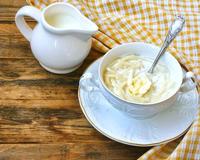Молочный суп детства