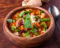 Суп: чем богаты, то и варим