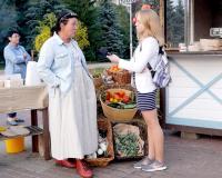В Белгороде прошёл фестиваль русской каши. Видео