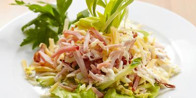 ТВОЙПРОДУКТ: В коллекцию салатов. Настроение праздника