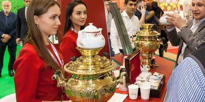 ТВОЙПРОДУКТ: В Москве проходит выставка ПРОДЭКСПО