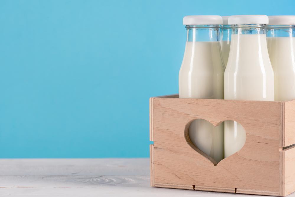 Новости ТВОЙПРОДУКТ: В России растет производство молока