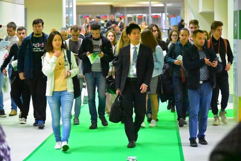 Новости ТВОЙПРОДУКТ: WorldFood Moscow 2019 впервые в «Крокус Экспо»: 64 национальные экспозиции и более 90 топ-спикеров деловой программы