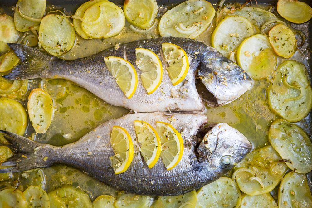 ТВОЙПРОДУКТ: Запекаем рыбу на гриле